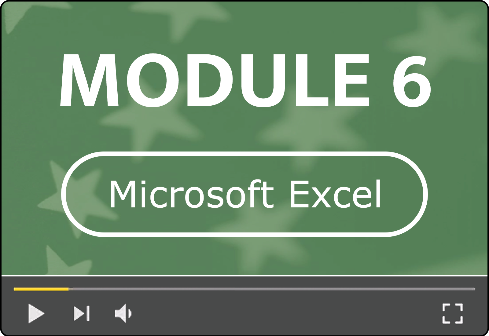 Module 6: Using Built-In Features to Create Data Tables