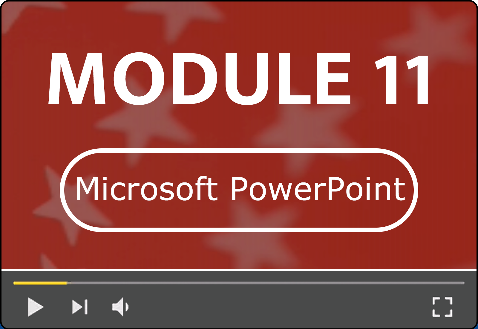 Module 11: Ensuring Descriptions of Embedded Audio, Video and Multimedia Files are Accurate
