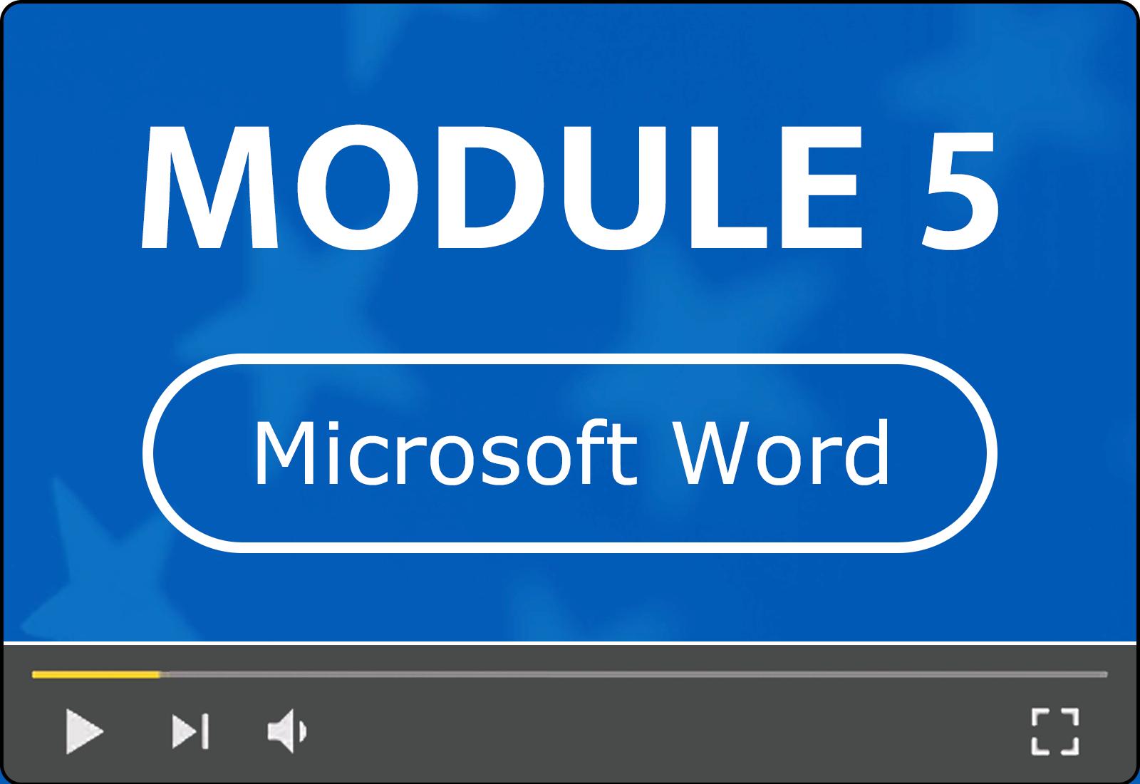 Module 5: Formatting Lists Properly