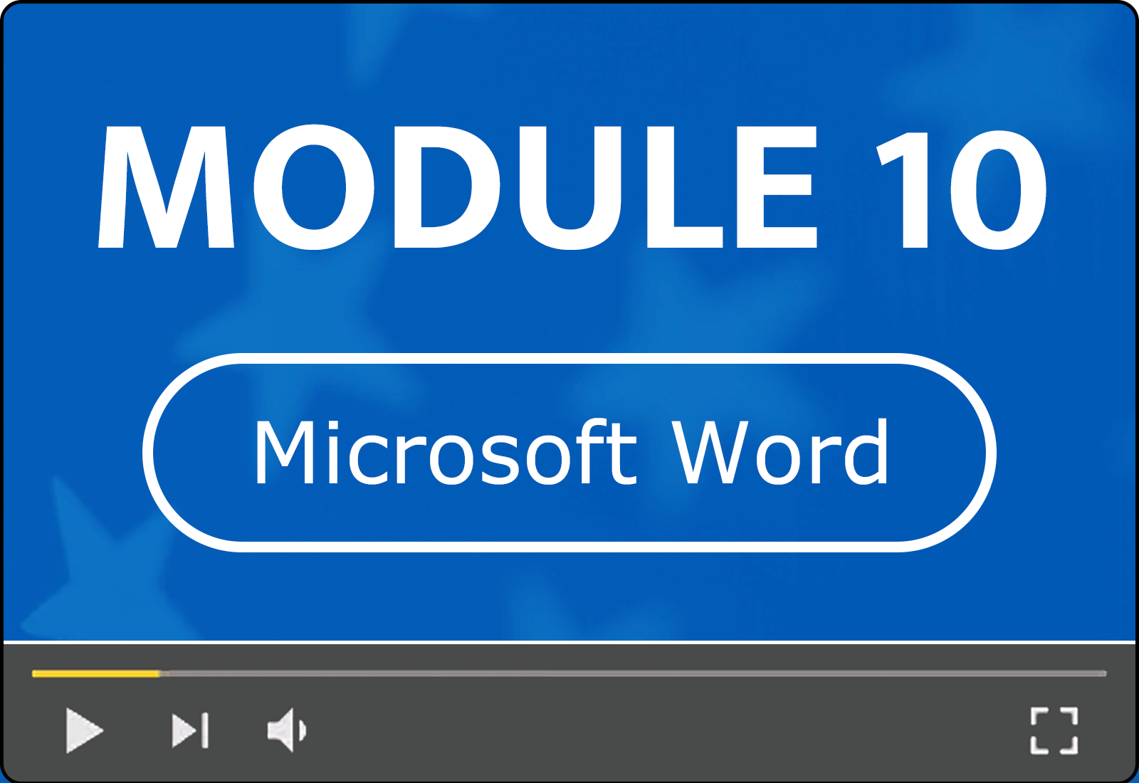 Module 10: Formatting Text for the Intended Language