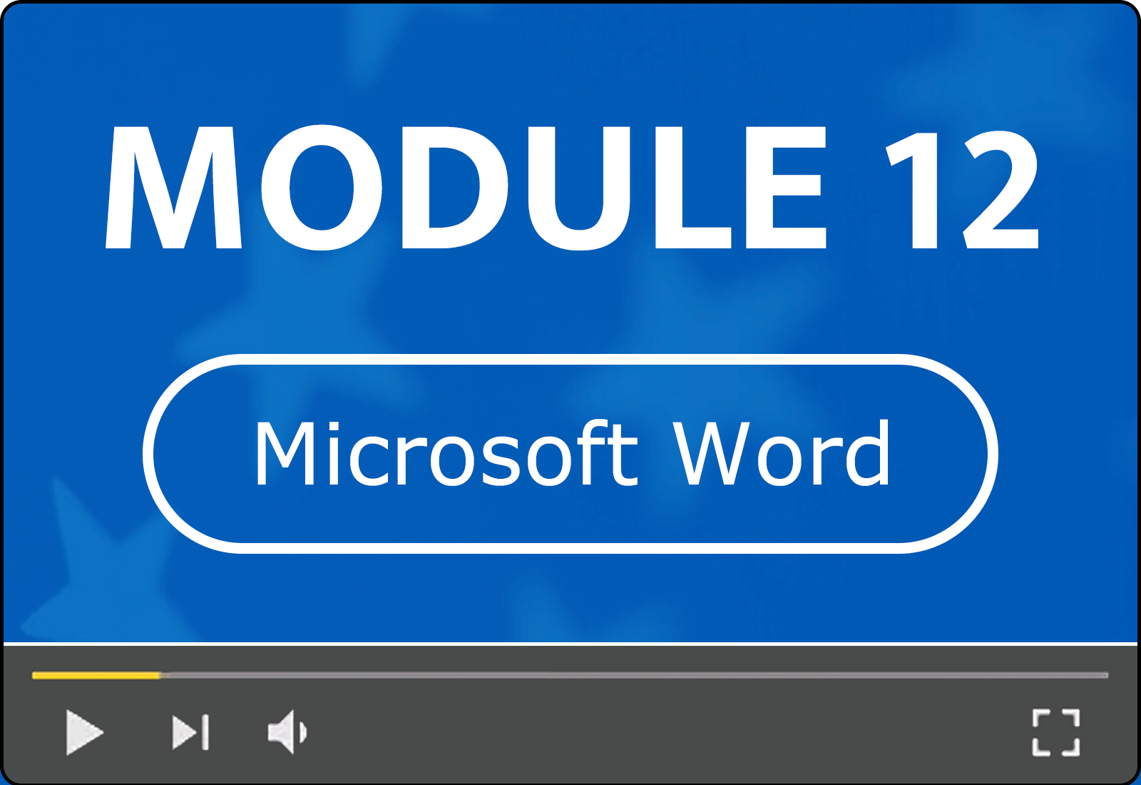 Module 12: Excluding Flashing Objects